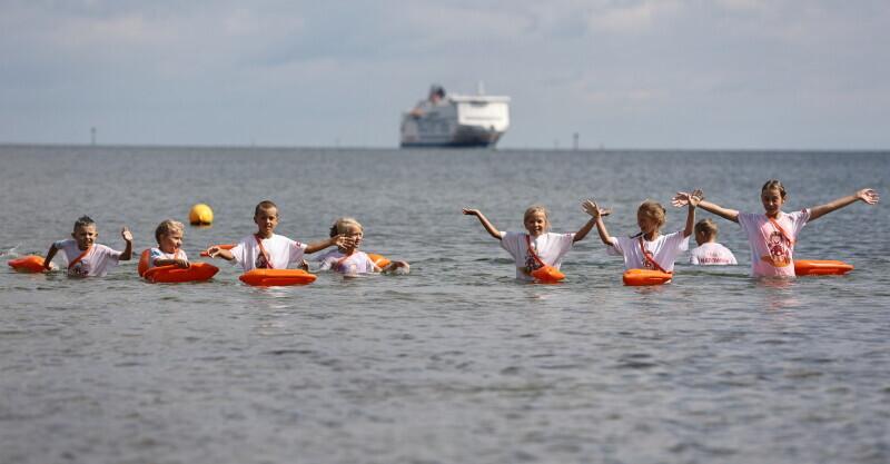 Zdjęcie Letnia Szkoła Ratownictwa przy Kąpielisku Molo Gdańsk Brzeźno 11